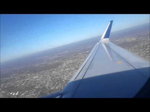 Jetblue A320 EWR-MCO Full Flight