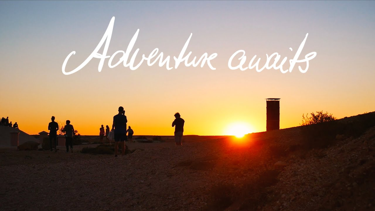 Adventure Awaits // DFSR