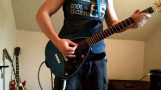"""Deep Purple - """"The Surprising"""" Solo - Cover from """"inFinite"""""""