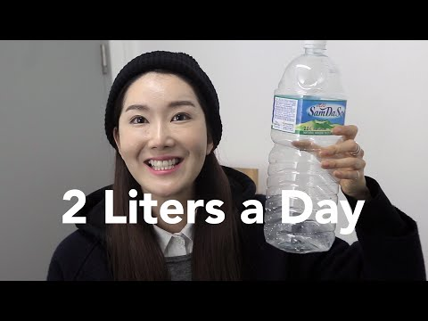Healthy Lifestyle: Drinking Water