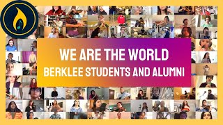We Are the World - VIRTUAL ORCHESTRA - Berklee College of Music and Auri Productions