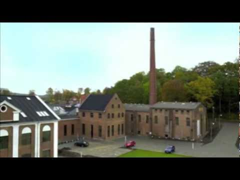 Denmark-Holland Exchange -- Paper Factory