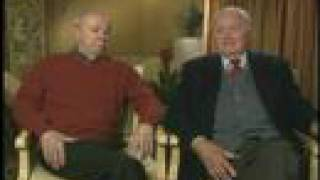 Tim Conway & Harvey Korman - Archive Interview Part 1 of 3