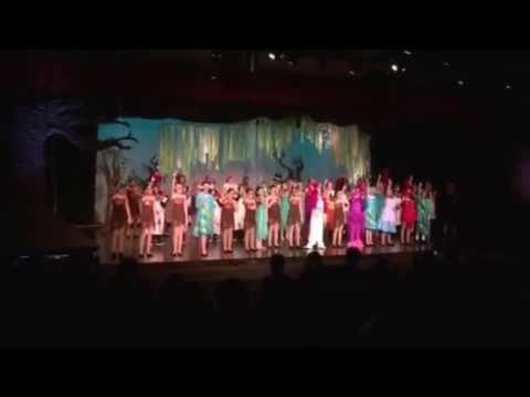 Alice in Wonderland, Cape Henry Collegiate School middle school musical 11/21/15
