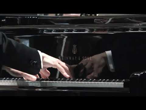 Haiou Zhang plays Godowsky & Horowitz transcriptions