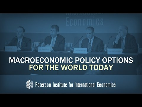 Macroeconomic Policy Options for the World Today