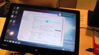 Toshiba Satellite Click - Affordable 2-in-1 tablet-notebook with AMD APU at IFA 2013