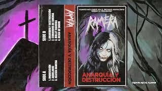 Ramera  - Anarquia y Destrucción   [2021]  FULL ALBUM