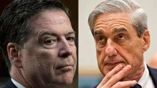 Mueller, Comey leveraged their relationship for profit, author says