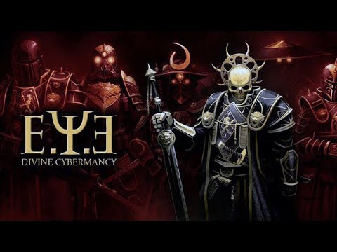 Играем в E.Y.E: Divine Cybermancy (13.02.2016)
