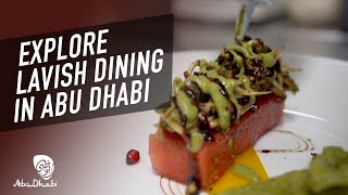 Best restaurants in Abu Dhabi | Recommendations by Tripoto