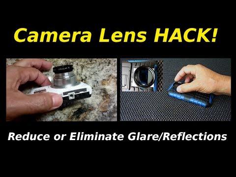 Smartphone Camera Lens Hack!