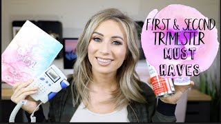 FIRST AND SECOND TRIMESTER MUST HAVE ITEMS!!!