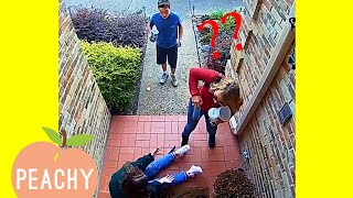 [1 Hour] Crazy Moments Caught on Camera | Funny Security Camera Fails
