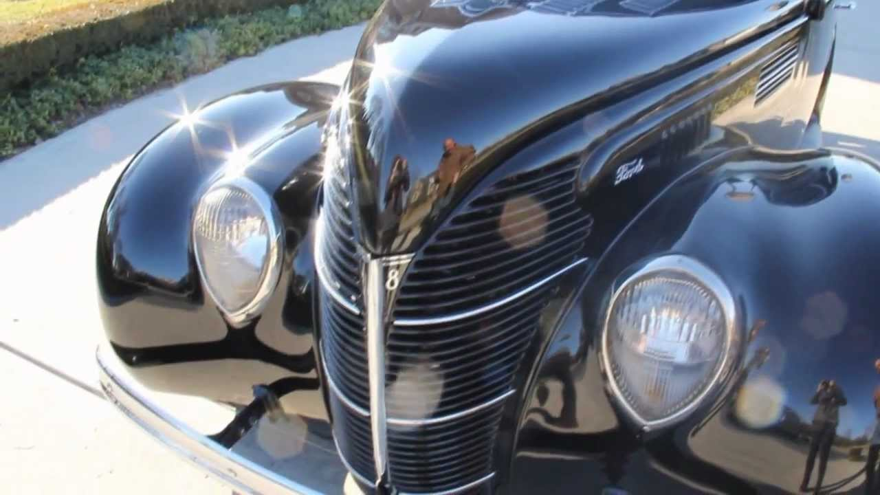 1939 ford street rod classic muscle car for sale in mi for Vanguard motors for sale