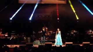 Shreya Ghoshal iconic 100 Yrs of Bollywood Tribute Medley at Albert Hall London 2013 (RARE)