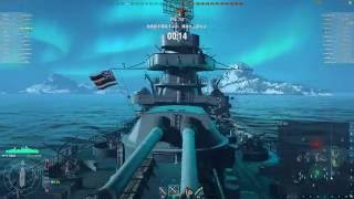 Tier V 米戦艦 ニューヨーク級 テキサスです。 改修:不可 スキル:基本...