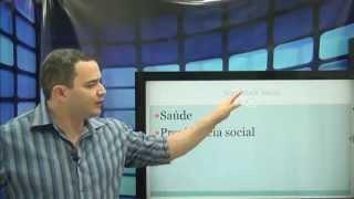 Direito Previdenciário para o Concurso do INSS - Prof. Ricardo Araújo