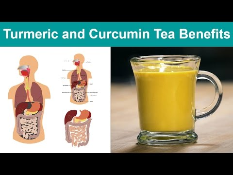 Health Benefits Of Turmeric Tea And Curcumin