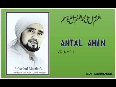 Habib Syech : Antal Amin - vol 1  ( HD + Lirik )