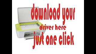 Hp Deskjet Ink Advantage 2135 Driver Download Free For Windows 7 8 10 32 64 Bit Youtube