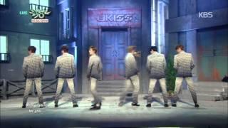 [HIT] 뮤직뱅크-유키스(U-Kiss) - Smart Love + 놀이터(Playground).201501…