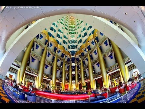 Inside View Of Burj Al Arab And 10 Facts About It
