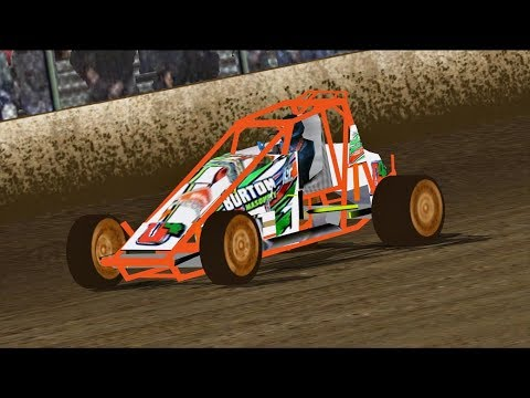 RSR Wingless Sprints @ Brewerton Speedway | NR2003 LIVE STREAM EP223
