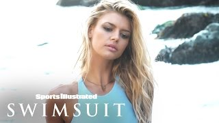 On Set With Chrissy Teigen, Lily Aldridge On The West Coast   Sports Illustrated Swimsuit 2015