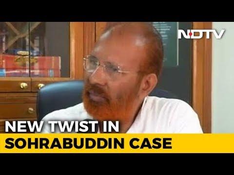 DG Vanzara Wanted Ex-Minister Dead, Sohrabuddin Got Contract: Witness