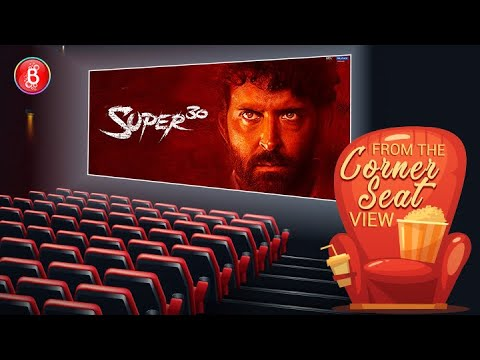 Hrithik Roshan's 'Super 30' | Movie Review | 'From The Corner Seat View'