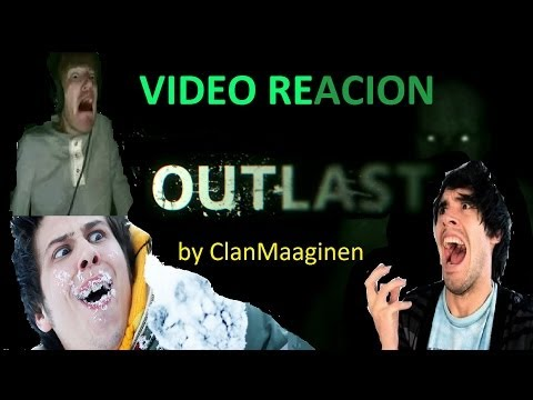 Outlast video reaccion de 3 grandes youtubers: PewDiePie,elrubiusOMG y JuegaGerman :'D
