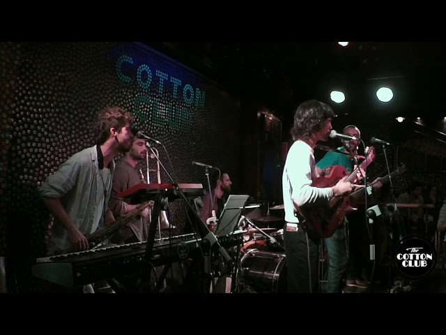 Papawanda en directo en Cotton Club Bilbao  Para bien
