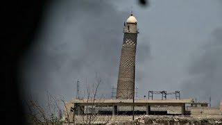 Исламисты взорвали историческую мечеть ан-Нури в Мосуле (новости)