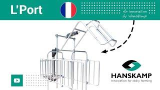 Hanskamp L'port, porte arrière automatique (FR)