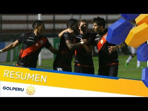 Resumen: Academia Cantolao - Deportivo Municipal (0-2)
