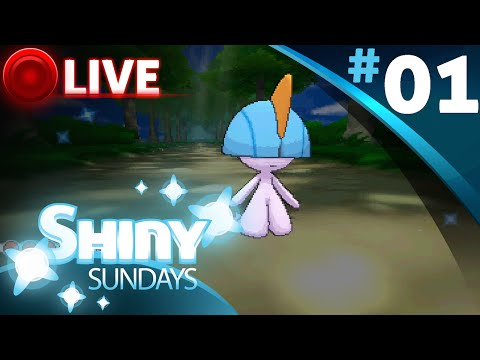 Pokemon X & Y: Shiny Pokemon Hunting LIVE (GIVEAWAY)