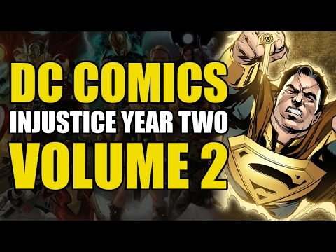 All Out War! (Injustice Gods Among Us: Year Two Conclusion)
