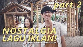 Download Lagu NOSTALGIA LAGU IKLAN LEGENDARIS   PART 2 - Feat. Yessiel Trivena, Saung Angklung Udjo