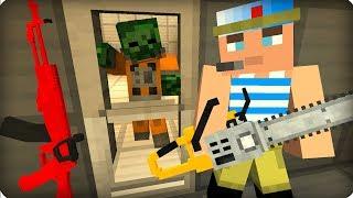 Как мы такое допустили? [ЧАСТЬ 49] Зомби апокалипсис в майнкрафт! - (Minecraft - Сериал)