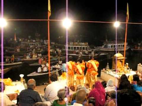 Ganga  Harati at Varanasi