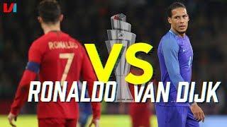 VAN DIJK VS RONALDO: Duel Tussen De Beste Verdediger & Aanvaller Ter Wereld!