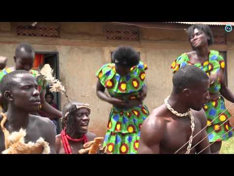 Adungu Cultural Troupe: 'Pearl of Africa'  (Singing Wells)