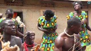 Adungu Cultural Troupe: 'Pearl of Africa'  (Singing Wells)