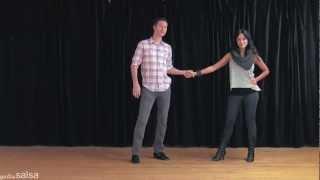 She Turns He Turns - Salsa Lesson from Gotta Salsa