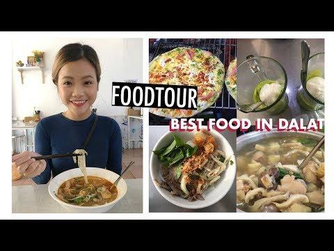 15 Món ăn NÊN THỬ ở ĐÀ LẠT   Dalat Foodtour   Du lịch   Ashley Van