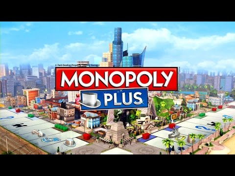 Game On! Monopoly Plus: Part 2- Stealing Ben's Spots |