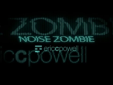 Eric C  Powell - Noise Zombie (Official Synthmaster Mix)