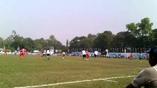 63 B N mullik All india police football championship-BSF V SSB -barrackpore latbagan 21st nov.2014