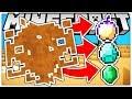 MINECRAFT TUMBLEWEED MINIGAME - SAND MONSTER INVASION